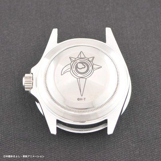 デジモンアドベンチャー tri. OMEGAMON:MERCIFULMODE × Red Monkey Designs Wristwatch