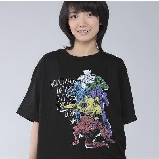 菅原芳人計画×仮面ライダー電王 イマジンTシャツ