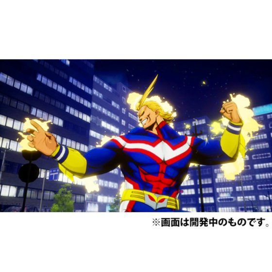 Nintendo Switch  僕のヒーローアカデミア One's Justice