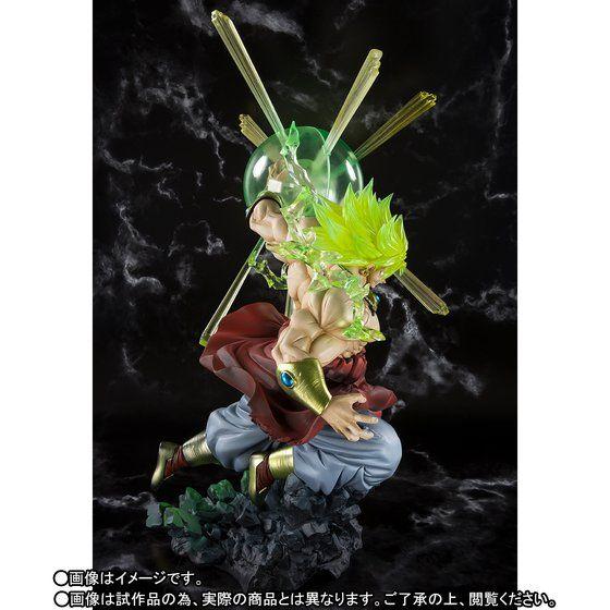 フィギュアーツZERO スーパーサイヤ人ブロリー -烈戦-