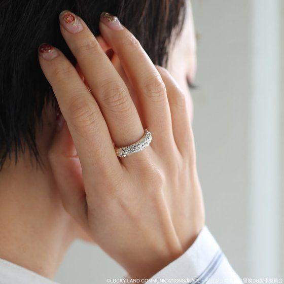 JOJO クレイジー・ダイヤモンドリング M size (JAM HOME MADE)