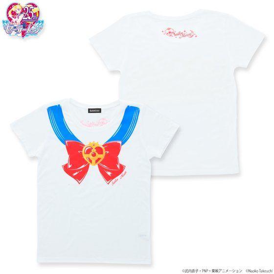 美少女戦士セーラームーン なりきりセーラーTシャツ セーラームーン(コズミックハートコンパクト)