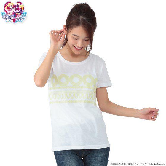 美少女戦士セーラームーン なりきりセーラーTシャツ プリンセス・セレニティ