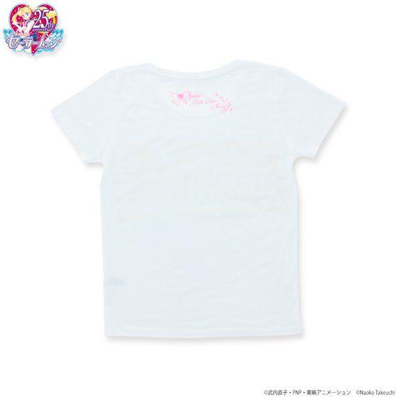 美少女戦士セーラームーン なりきりセーラーTシャツ セーラーちびちびムーン