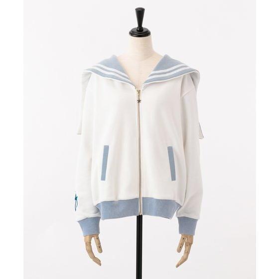 美少女戦士セーラームーン セーラー襟パーカー(6種)