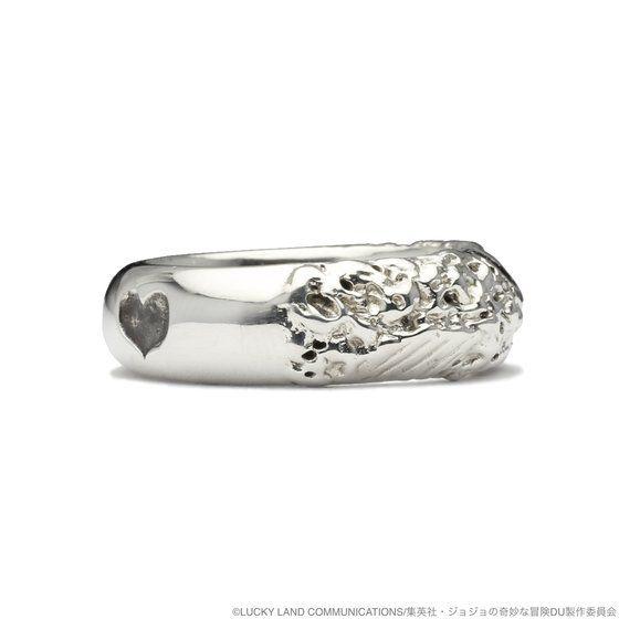 JOJO クレイジー・ダイヤモンドリング L size (JAM HOME MADE)