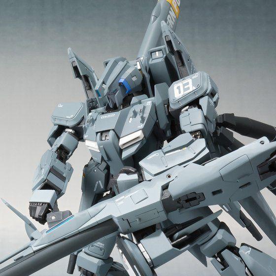 METAL ROBOT魂(Ka signature) <SIDE MS> ゼータプラス C1(03 シグマン機)
