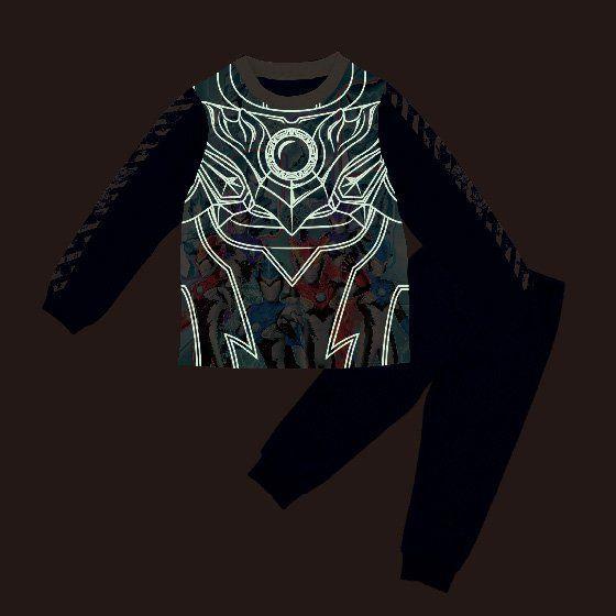 ウルトラマンR/B 変身!光るパジャマ