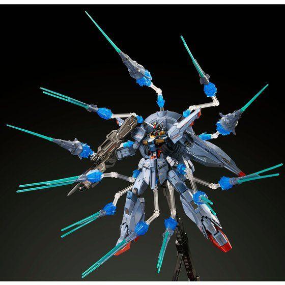 MG 1/100 プロヴィデンスガンダム [スペシャルコーティング]【再販】