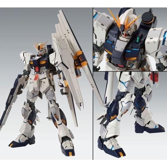 MG 1/100 νガンダム HWS Ver.Ka 【再販】