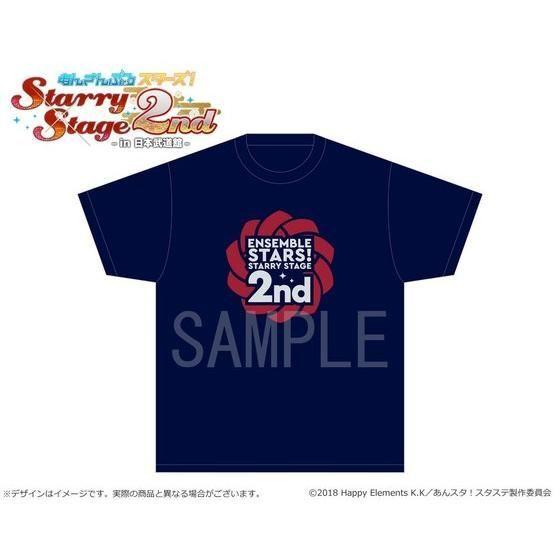 あんさんぶるスターズ!Starry Stage 2nd 〜in 日本武道館〜 Tシャツ