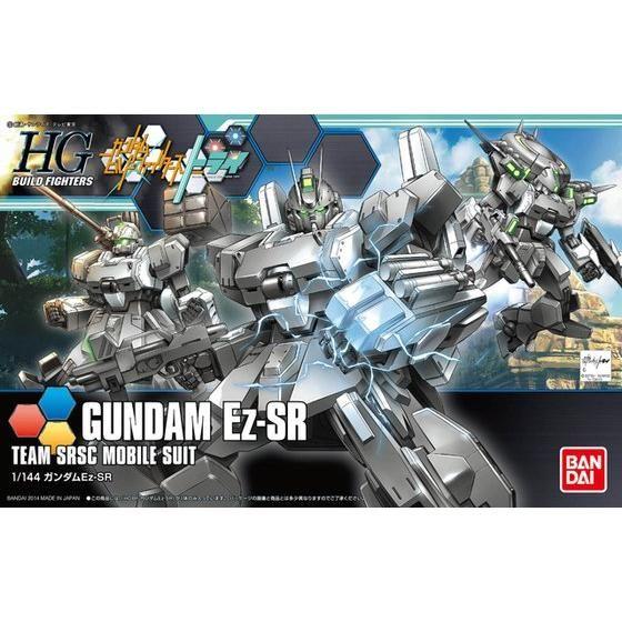 HG 1/144 ガンダムEz-SR