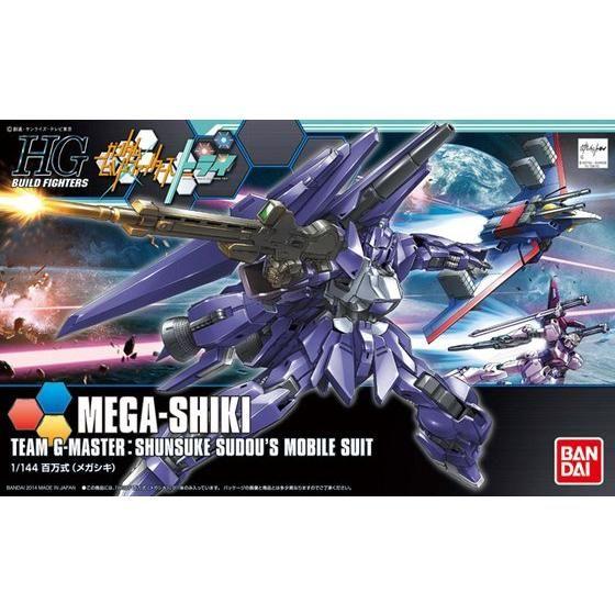 HG 1/144 百万式(MEGA-SHIKI)