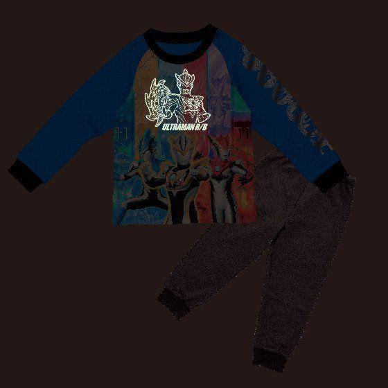 ウルトラマンR/B 寝ても覚めても光るパジャマ