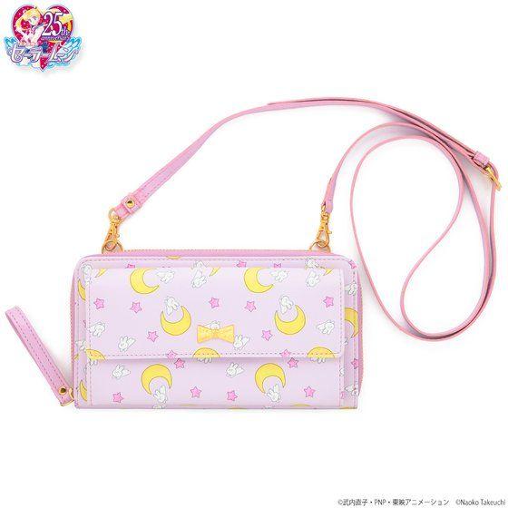 美少女戦士セーラームーン うさぎのお布団柄お財布バッグ