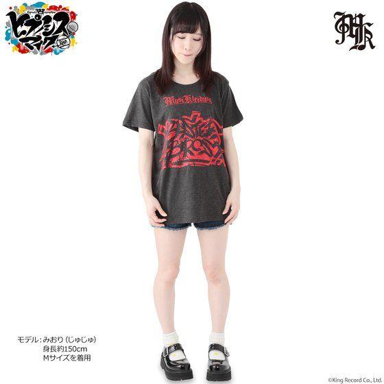 Musikleidung ヒプノシスマイク Tシャツ Buster Bros!!! 【2018年12月発送分】