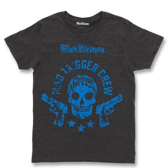 Musikleidung ヒプノシスマイク Tシャツ MAD TRIGGER CREW 【2018年12月発送分】
