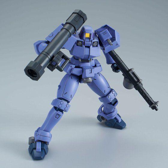 HG 1/144 リーオー(飛行ユニット仕様)