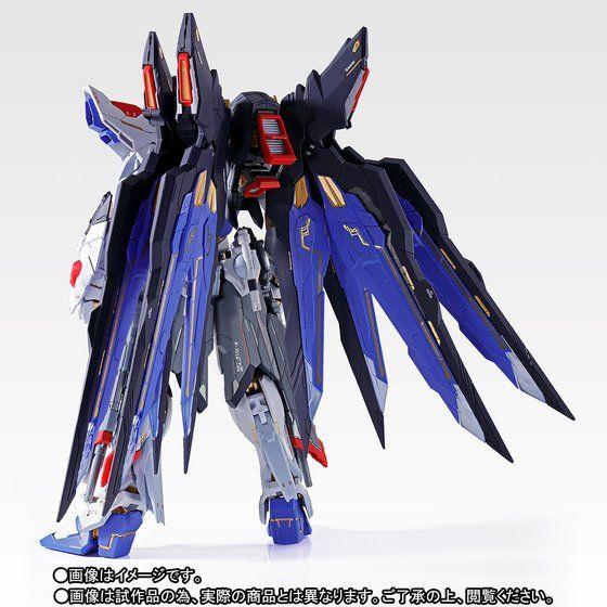 【抽選販売】METAL BUILD ストライクフリーダムガンダム SOUL BLUE Ver.
