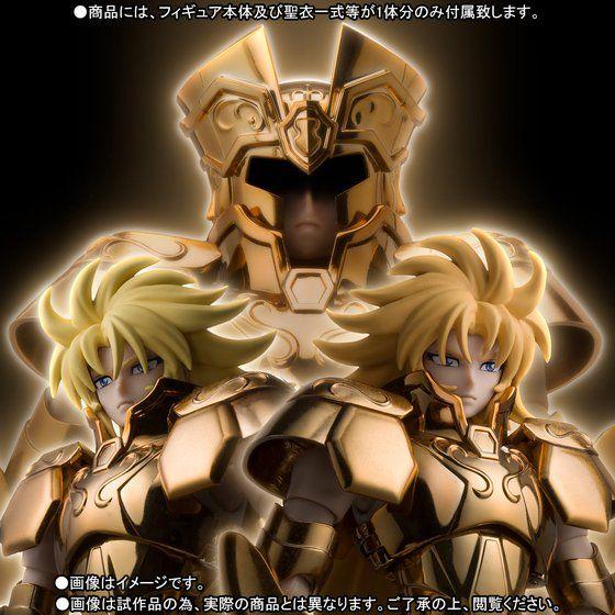 【抽選販売】聖闘士聖衣神話EX ジェミニサガ&カノン ~ORIGINAL COLOR EDITION~