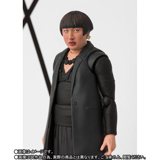 S.H.Figuarts YOKO FUCHIGAMI