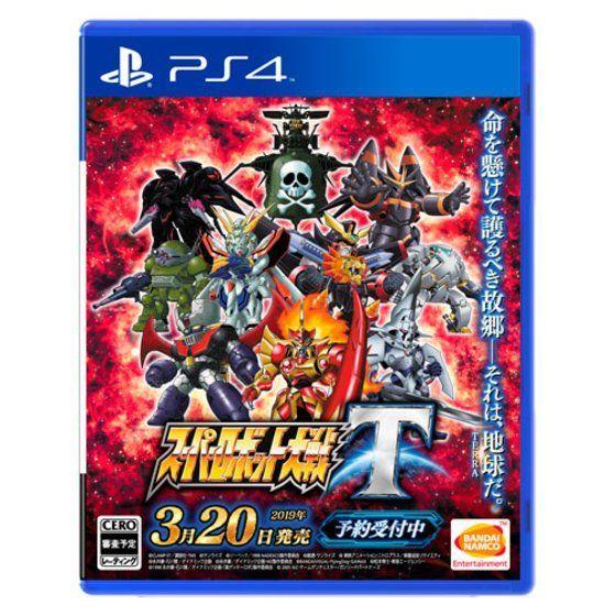 PS4 スーパーロボット大戦T