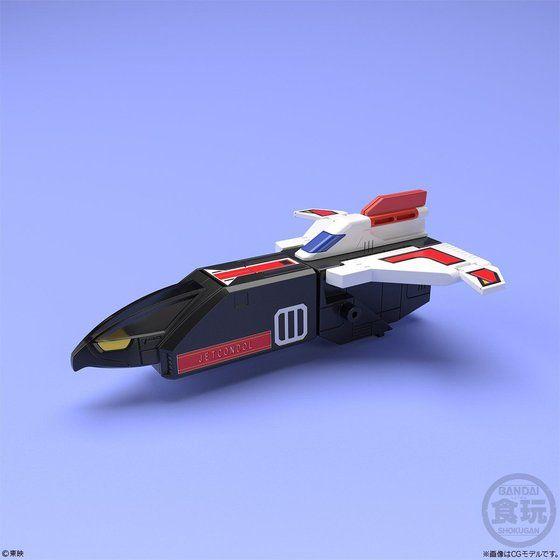 スーパーミニプラ 天空合体 ジェットイカロス(5個入)