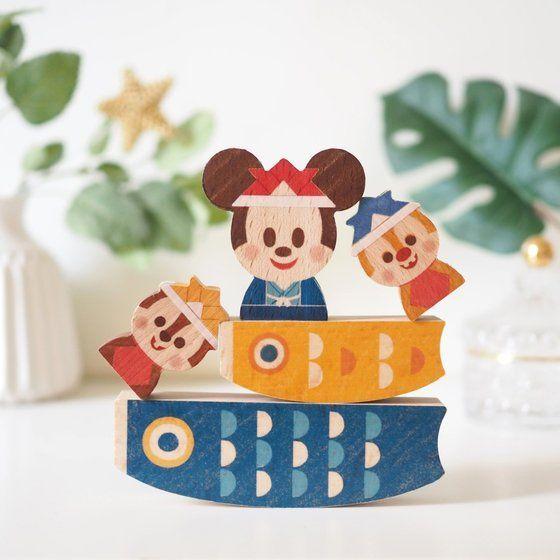 Disney Kidea こいのぼり ディズニーキャラクター おもちゃ