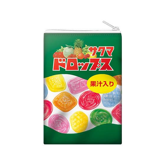 サクマ製菓キャンディポーチコレクション