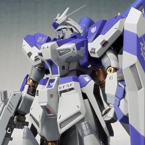 METAL ROBOT魂 <SIDE MS> Hi-νガンダム ~ベルトーチカ・チルドレン~