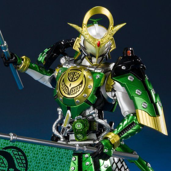 S.H.Figuarts 仮面ライダー斬月 カチドキアームズ