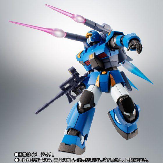 ROBOT魂 <SIDE MS> RX-77-3 ガンキャノン重装型 ver. A.N.I.M.E.