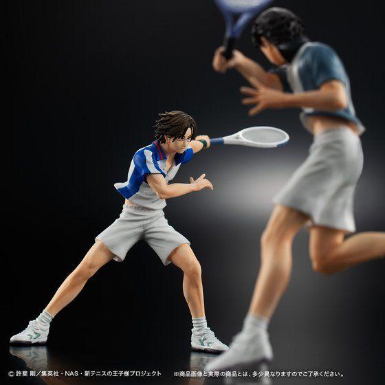 新テニスの王子様 GashaPortraits 手塚国光&跡部景吾