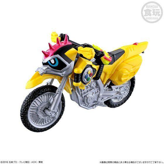 CONVERGE KAMEN RIDER PB11 仮面ライダーエグゼイド プレミアムエディション -Select Your GASHAT-