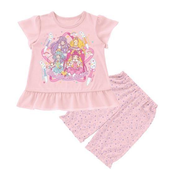 スター☆トゥインクルプリキュア スターカラーペン付きパジャマ