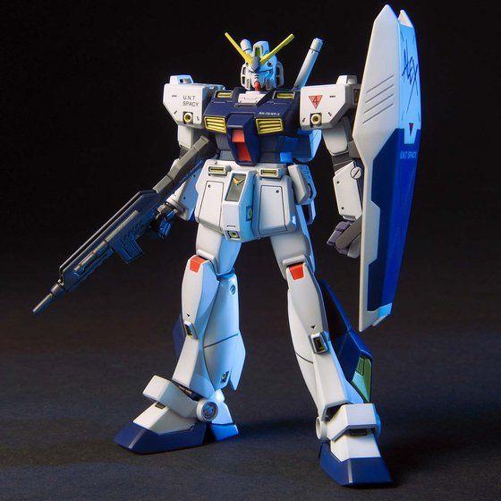 HG 1/144 ガンダム NT-1
