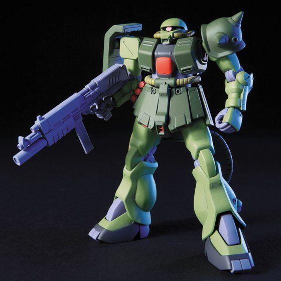 HG 1/144 ザクII改