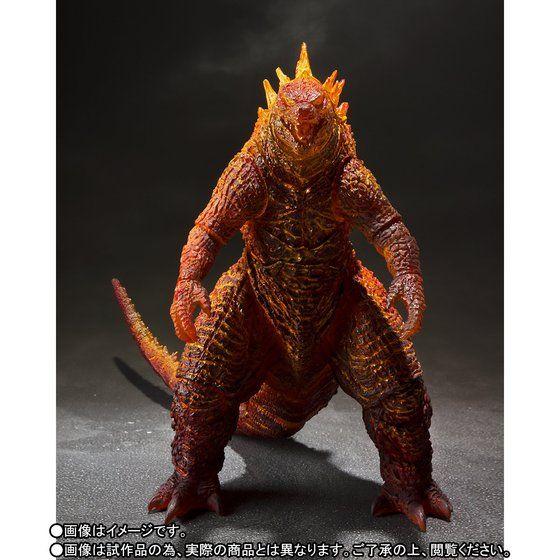 S.H.MonsterArts バーニング・ゴジラ(2019)