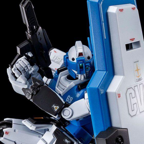 HG 1/144 ジム・ガードカスタム(E-2ビーム・スプレーガン装備)【2次:2020年4月発送】
