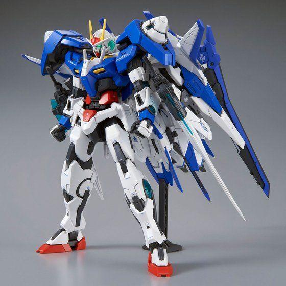 MG 1/100 ダブルオーザンライザー 【再販】