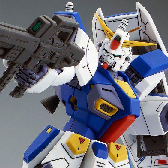 MG 1/100 ガンダムF90 【2020年5月発送】
