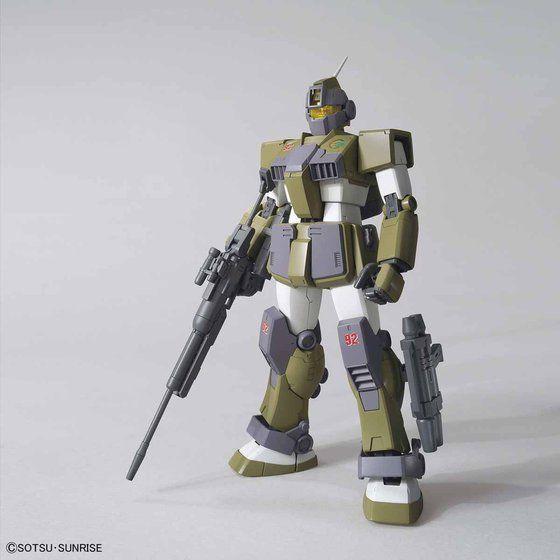 MG 1/100 ジム・スナイパーカスタム