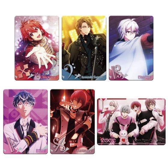 アイドリッシュセブン メタルカードコレクション12