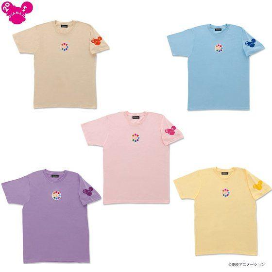 おジャ魔女どれみ20周年記念見習いタップTシャツ_0