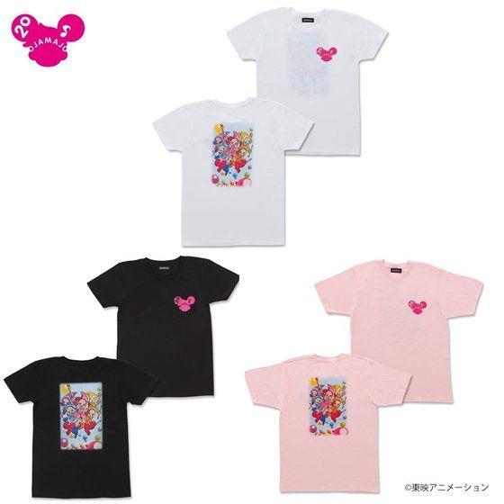おジャ魔女どれみ20周年記念バックプリントTシャツ_0