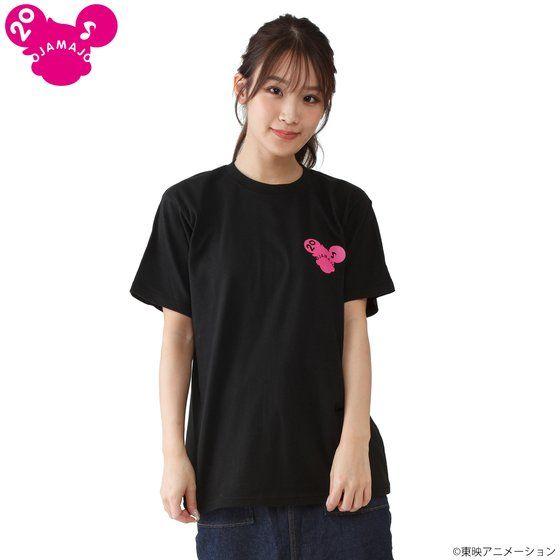 おジャ魔女どれみ20周年記念バックプリントTシャツ_3