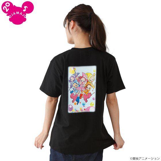 おジャ魔女どれみ20周年記念バックプリントTシャツ_4
