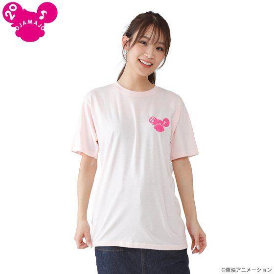 おジャ魔女どれみ20周年記念バックプリントTシャツ_5