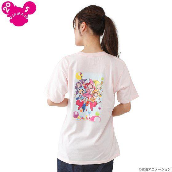 おジャ魔女どれみ20周年記念バックプリントTシャツ_6