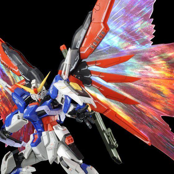 RG 1/144 デスティニーガンダム用 拡張エフェクトユニット'光の翼' 【再販】【2次:2020年9月発送】